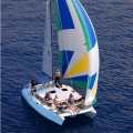 Catamaran Eden 2 hours