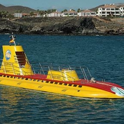 Submarine Safari 2 godz.