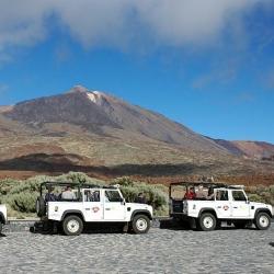 Jeep 1/2 dnia Teide